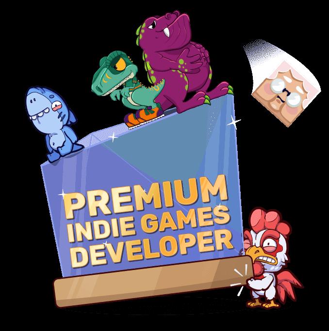 Vixa Games - Premium Indie Games
